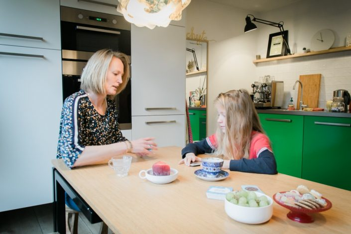 Meidencoach haarlem keukentafel sessie praktijk